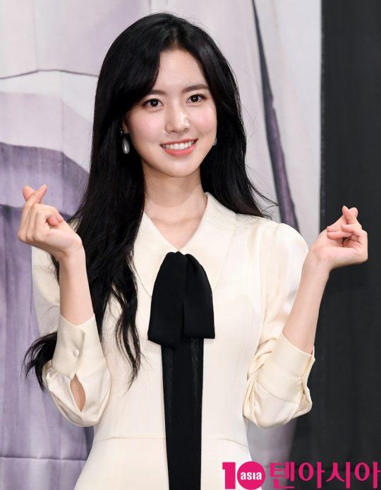쌍둥이 자매로 1인 2역을 맡은 배우 진세연. /조준원 기자 wizard333@