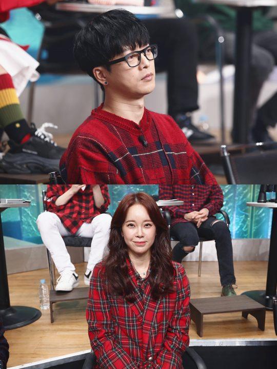'복면가왕' 하현우(위), 백지영. /사진제공=MBC