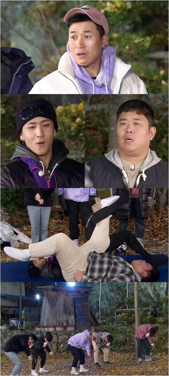 KBS2 예능 '1박 2일'./ 사진제공=KBS2