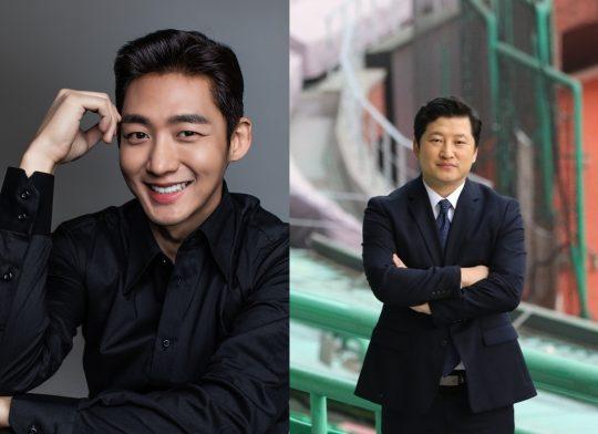 배우 이태성(왼쪽)과 박진우. /사진제공=현 컴퍼니