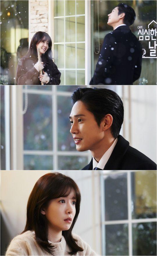 '싸이코패스 다이어리' 박성훈-정인선./ 사진제공=tvN