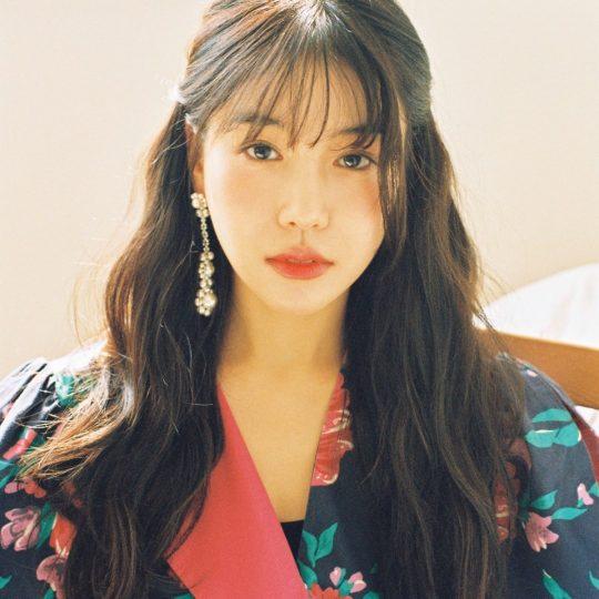 가수 로코베리./사진제공=하얀달엔터테인먼트