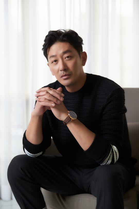 배우 하정우. /사진제공=CJ엔터테인먼트