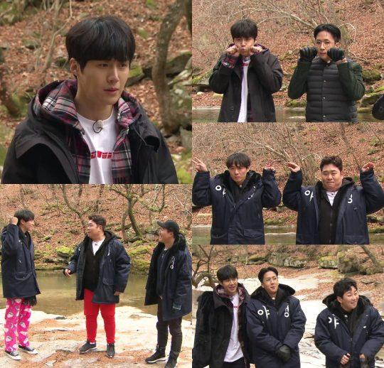 '1박 2일 시즌4' 스틸. /사진제공=KBS2