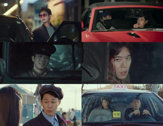'사랑의 불시착' 정경호(위부터), 하석진, 박성웅./ 사진제공=tvN