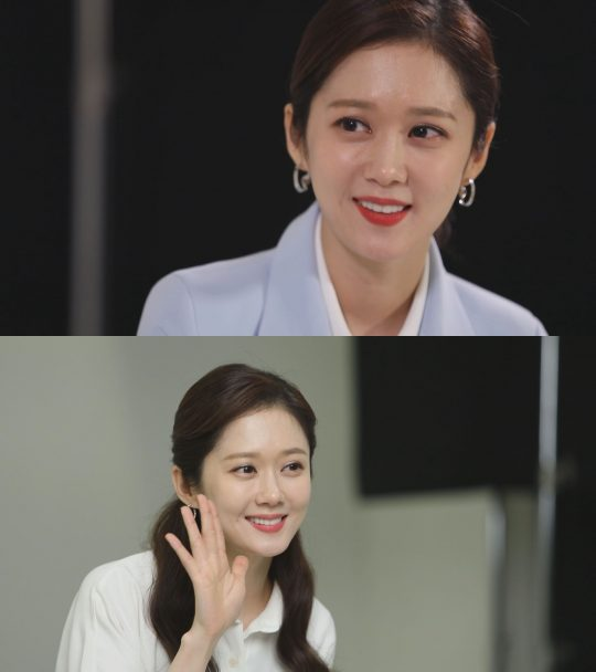'본격연예 한밤'의 장나라./사진제공=SBS