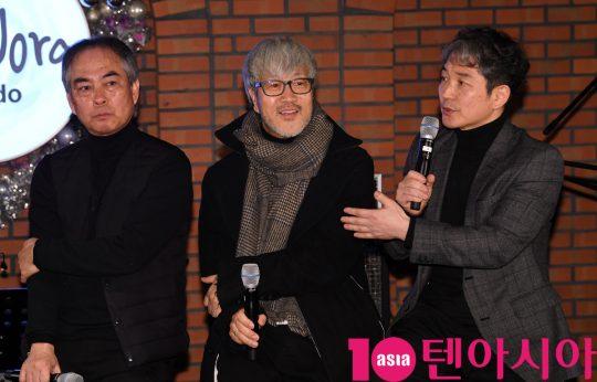 박성식(왼쪽부터), 김종진, 장기호. / 조준원 기자 wizard333@