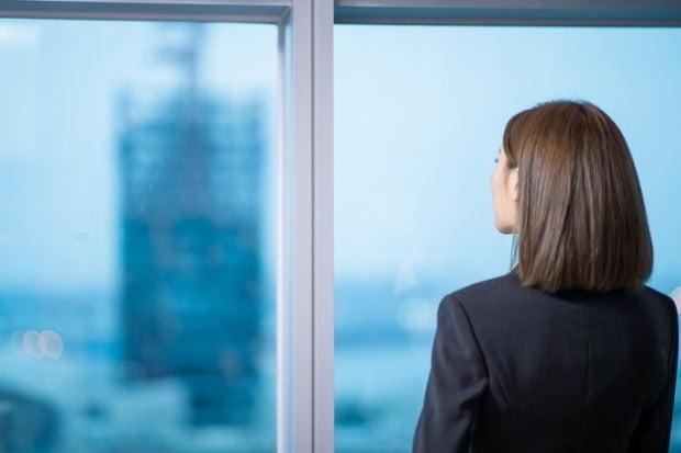 우리나라 500대 기업 임원 중 여성의 비율은 2.7%에 불과하다./사진=게티이미지