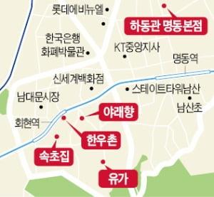[김과장 & 이대리] 우리은행 본점 직원들이 추천하는 회현동 맛집