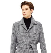 올겨울 옷 잘입는 남자들, 검정 패딩 벗고 화려한 코트·무스탕 입는다