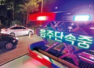 연말 술자리 조심하세요…경찰, 음주운전 집중단속