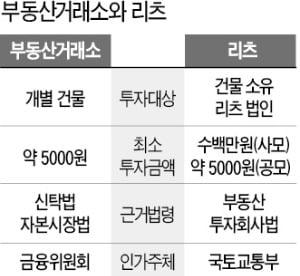 """""""김사장 강남 빌딩도 IPO""""…부동산 전문거래소 내년에 문 연다"""