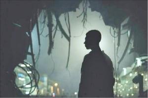 영화 '서복'의 이미지컷.  CJ엔터테인먼트 제공