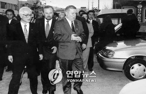 김우중 별세…한국경제 압축성장 역사와 함께 사라진 대우그룹