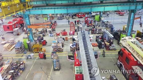 日 제조업 경기, 수출 부진에 7개월째 위축 국면