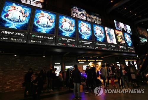 美 할리우드 매체도 '겨울왕국2' 韓스크린 독점 논란 주목(종합)
