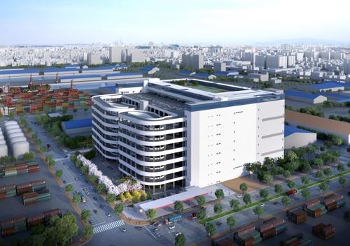 삼호, 2천170억원 규모 인천 항동물류센터 건설사업 수주