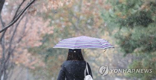 3일 늦은밤∼4일 새벽 서울에 눈…1cm 안팎 쌓일 듯