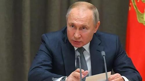 """푸틴 """"소련 없지만 나토는 더 발전, 기구 확장 러시아에 위협"""""""