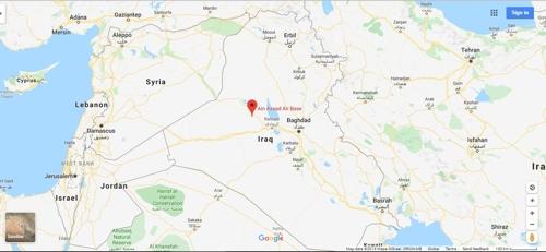 트럼프·펜스 다녀간 이라크 내 미군 기지 로켓포 피격