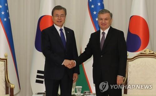 우즈베크 'WTO 가입' 지원 본격화…양국 공동자문위 발족