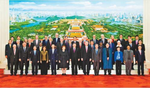"""미중 갈등 속 시진핑 """"개혁 개방·다자주의 견지 확고"""""""