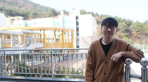 '전교 꼴찌에서 수능 만점' 김해외고 송영준군