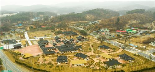 세종대왕 123일 머문 청주 초정행궁…조성 사업 2년만에 완공