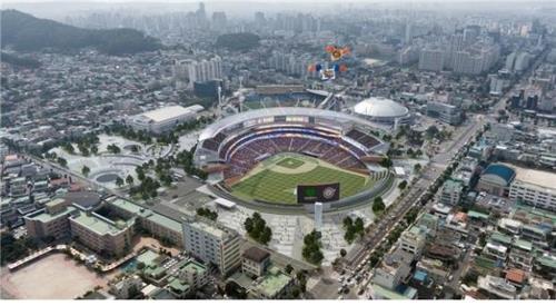 한화이글스 대전 베이스볼 드림파크 조성에 430억원 투자(종합)