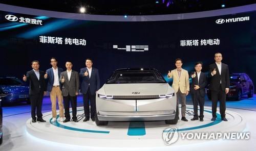 중국, 2025년까지 판매차 중 25% 친환경차로