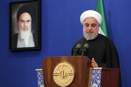 """이란 대통령 """"오바마와 15분 통화가 협상열차의 힘찬 기관차""""(종합)"""