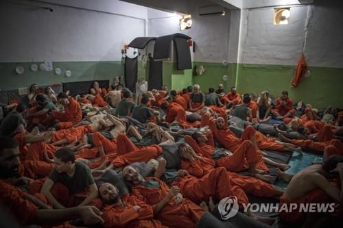 """터키 """"11월 이후 IS 포로 59명 출신국으로 송환"""""""