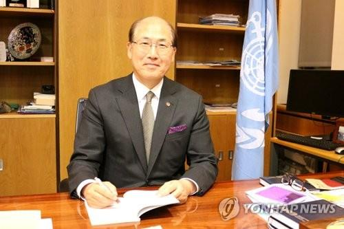 국제해사기구 임기택 사무총장 연임…8년간 유엔기구 수장