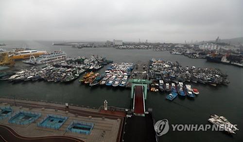 서해 기상악화…인천 여객선 9개 항로 운항 통제