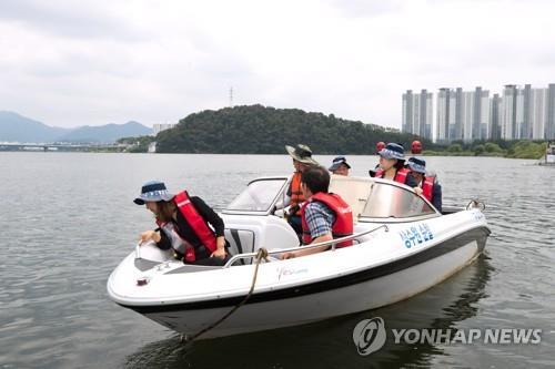 경북도, 과학기술로 낙동강 녹조문제 해결한다