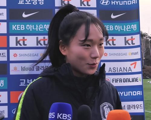 """여자축구 첫 스페인 진출 장슬기 """"대표팀에도 도움됐으면"""""""