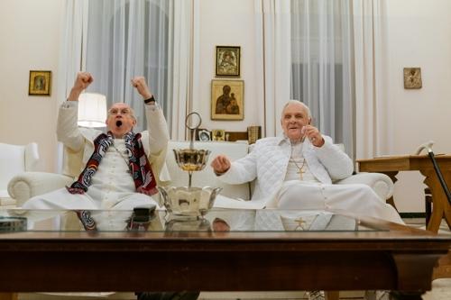 인간적인, 너무나 인간적인…영화 '두 교황'