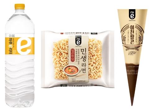 자체브랜드 전성시대…이마트24 인기품목 10개 중 5개가 PB상품