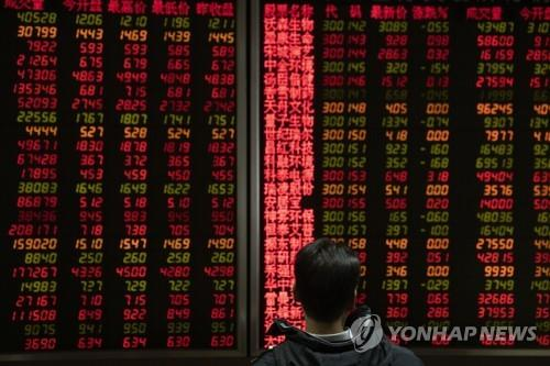 미중 무역합의 기대감에 중화권 증시 급등…홍콩 2.57%↑