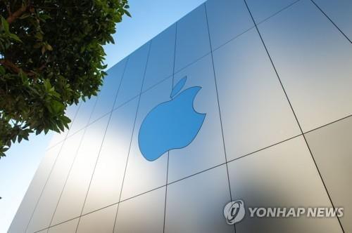 """""""애플, 인공위성서 아이폰에 직접 데이터 전송하는 기술 연구"""""""