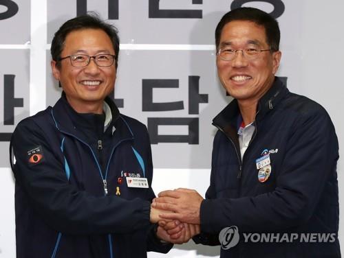 민주노총 조합원수 한국노총 첫 추월…23년만에 '제1 노총' 등극