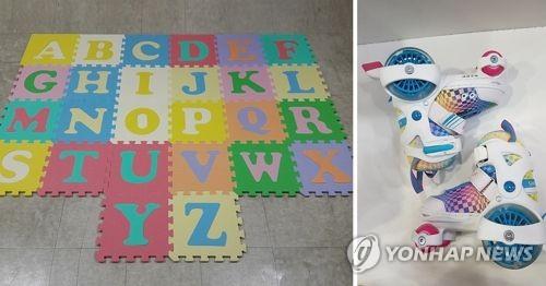"""어린이제품 유통 관리체계 강화…""""불량품 단호히 퇴출"""""""