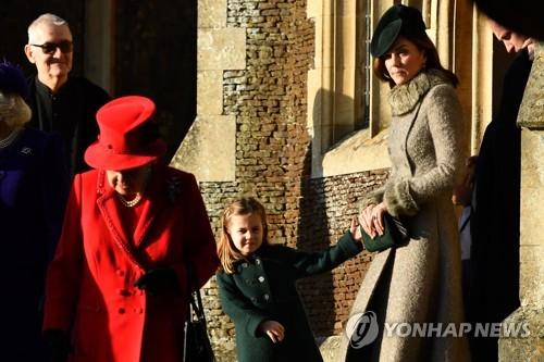 가족문제로 근심 깊은 엘리자베스 여왕 '썰렁한 성탄절'