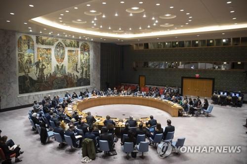 안보리, 北발사체 비공개논의…이번에도 유럽 6개국 北규탄 성명