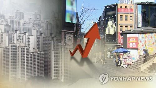 """[고침] 사회(""""文정부 2년새 땅값 총 2천조원 올라…역대…)"""