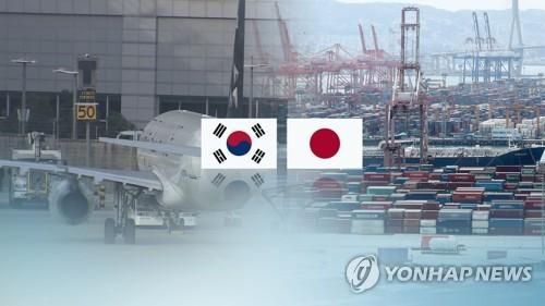 日수출규제 반년…일본 7∼10월 수출실적 손실, 한국의 두배