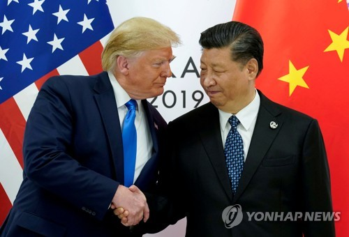 무역전쟁 완화 희망 멀어지나…트럼프 '관세 전선' 확대