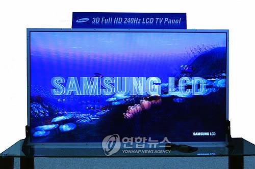 """""""삼성·LG 구조조정에…"""" LCD 패널 가격 내년 2월 반등 조짐"""