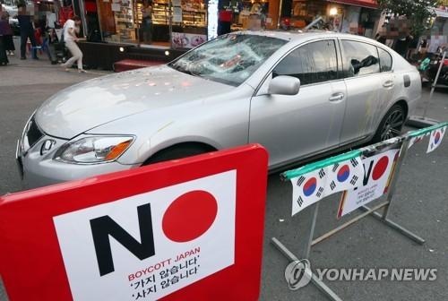 일본차 할인공세에 소폭 회복세…수입차 판매 19개월만에 최대