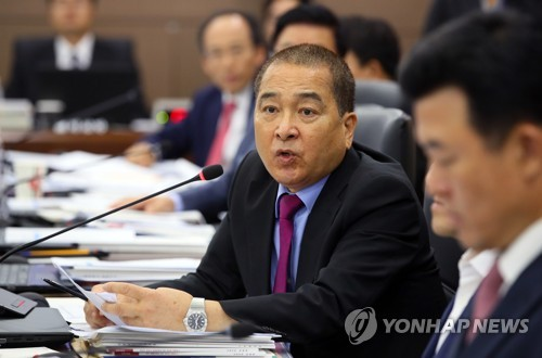 한국당 5선 심재철, 오늘 차기 원내대표 경선 출마선언
